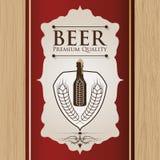 Barley design Royalty Free Stock Photography