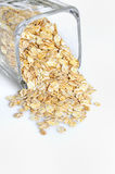 Barley Flakes Royalty Free Stock Image