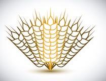 Barley Icons Royalty Free Stock Image