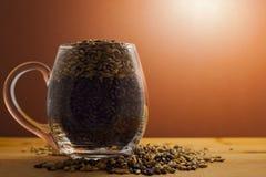 Barley mug Stock Images