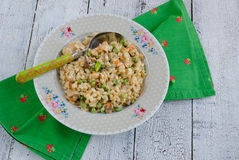 Barley porridge Royalty Free Stock Photo