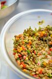 Barley Salad Royalty Free Stock Images