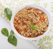 Barley Soup Stock Photography