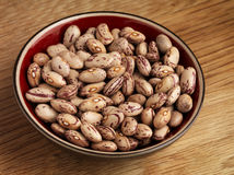 Barlotti Beans Stock Photo