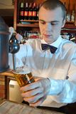 Barman Stock Image