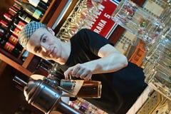 Barman Royalty Free Stock Photography