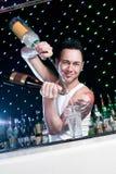 Barman royalty-vrije stock afbeeldingen