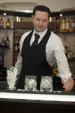 Barman Royalty Free Stock Image