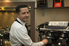 Barman Stock Photography