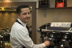 Barman stock photography
