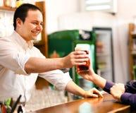 Barman Royalty Free Stock Photos