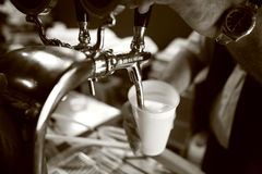 Barman stock afbeeldingen