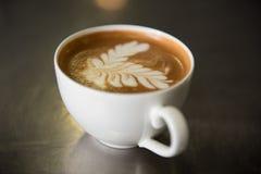 Barman faisant votre café Photographie stock