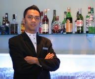 barman praca Zdjęcie Stock