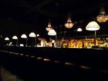 Barmen at work stock photos