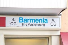 Barmenia Royalty-vrije Stock Afbeelding