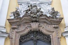Barmherzigenkirche church in Graz, Styria, Austria royalty free stock photo