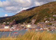 Barmouth Immagine Stock