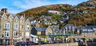 Barmouth Gwynedd Wales UK royalty free stock photography