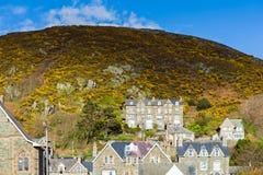 Barmouth landskap Fotografering för Bildbyråer