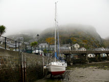 Barmouth, Pays de Galles, R-U Photo stock