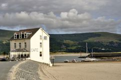 Barmouth Seafront Royalty Free Stock Photo
