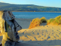 Barmouth Wales Arkivbild