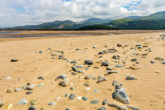 Barmouth wales uk. Royalty Free Stock Photo