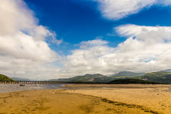 Barmouth wales uk. Stock Images