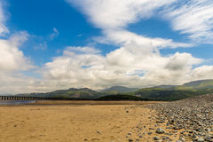 Barmouth wales uk. Royalty Free Stock Images
