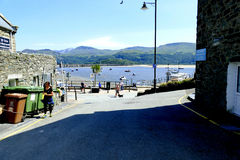 Barmouth. Wales. Stock Photos