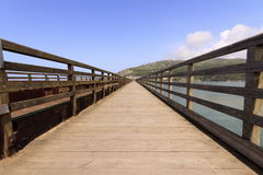 Barmouthbrug Royalty-vrije Stock Foto