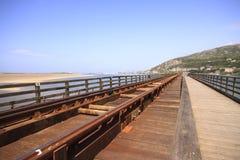Barmouthbrug Stock Foto