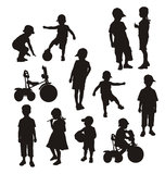 barn 1 Arkivbild