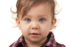 barn Royaltyfri Bild
