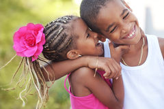 Barn royaltyfria bilder