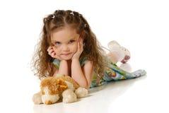 barn Royaltyfria Foton