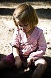 barn Royaltyfri Fotografi