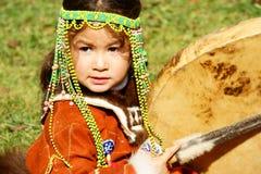 barn Royaltyfri Foto