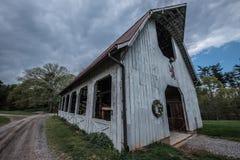 Free Barn At The Biltmore Estates Royalty Free Stock Photo - 106011645