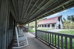 Free Barn At The Biltmore Estates Stock Photos - 106011993