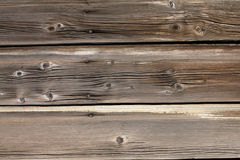 Barn Board. Background Texture With Knots Stock Photo