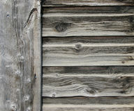 Barn board detail Stock Image