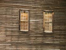 Barn - boarded up window Stock Photos