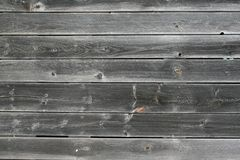 Barn Boards. Weathered barn board siding texture royalty free stock image