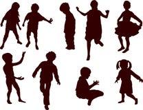 Barn c Arkivbild