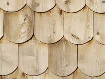 Barn cedar Royalty Free Stock Images