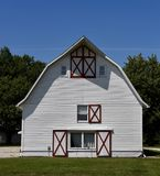 Barn Converted Into A House Royalty Free Stock Images