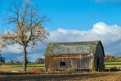 Barn in Disrepair Stock Image
