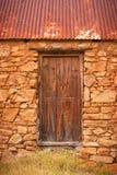 Barn door Stock Images